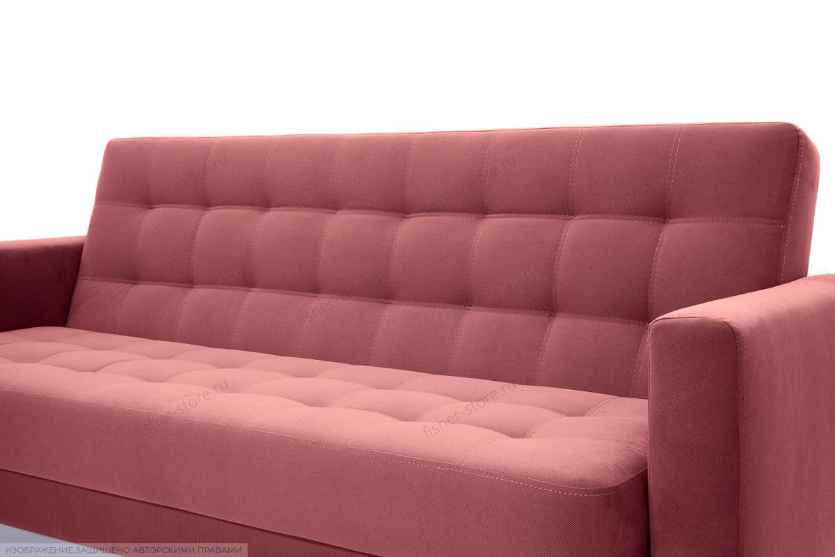 Прямой диван Оскар-2 с опорой №12 Amigo Berry Текстура ткани