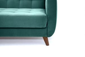 Прямой диван Оскар-2 с опорой №12 Amigo Lagoon Ножки