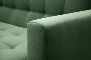 Прямой диван Оскар-2 с опорой №12 Amigo Green Подлокотник