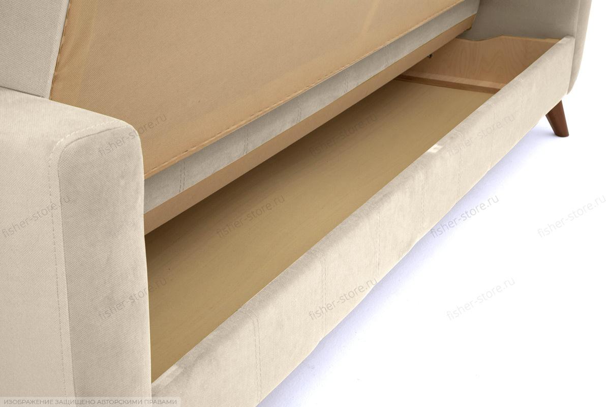 Прямой диван Оскар-2 с опорой №12 Amigo Bone Ящик для белья