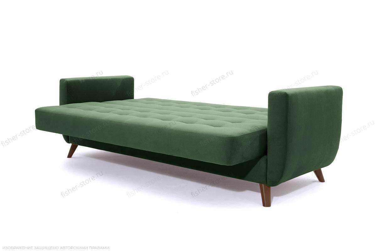 Прямой диван Оскар-2 с опорой №12 Amigo Green Спальное место