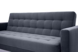 Прямой диван Оскар-2 с опорой №12 Amigo Navy Текстура ткани