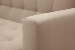 Прямой диван Оскар-2 с опорой №12 Amigo Latte Подлокотник