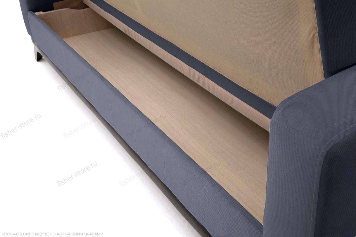Прямой диван Оскар Amigo Navy Ящик для белья