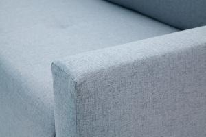 Прямой диван Форд Dream Blue Текстура ткани