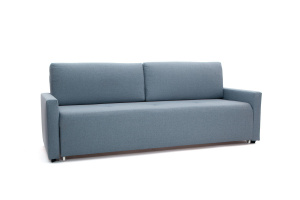 Прямой диван Форд Dream Blue Вид по диагонали