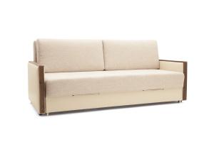Двуспальный диван Джексон с накладками МДФ Beight + Sontex Beight Вид по диагонали