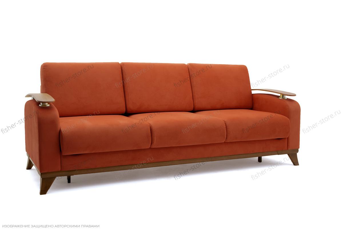 Двуспальный диван Джерси-3 с опорой №6 Вид по диагонали
