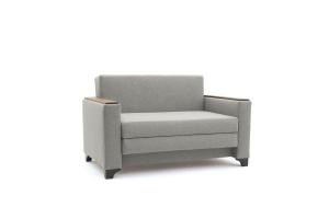 Прямой диван Этро-2 с опорой №1 Dream light grey Вид по диагонали