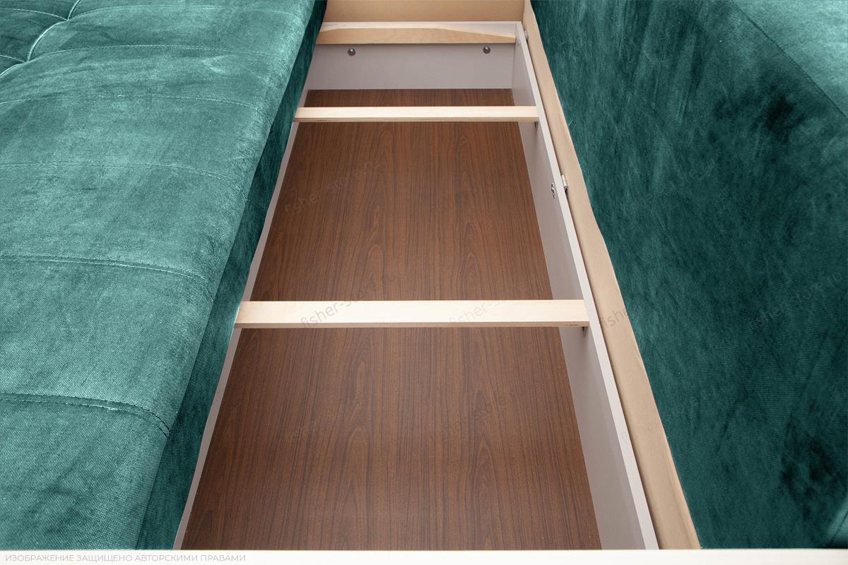 Прямой диван Мадрид Amigo Lagoon Ящик для белья