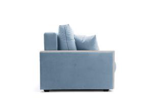 Прямой диван Мадрид Amigo Blue Вид сбоку