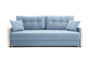 Прямой диван Мадрид Amigo Blue Вид спереди