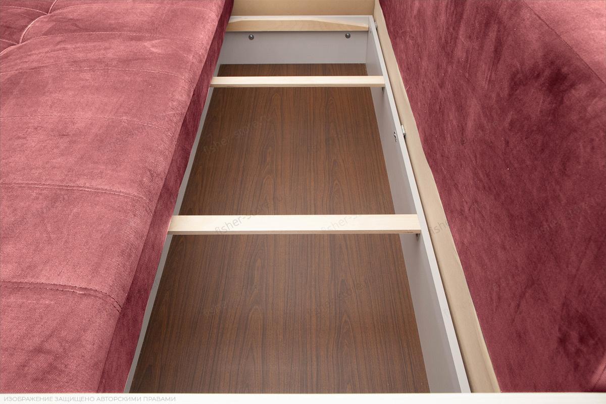 Прямой диван Мадрид Amigo Berry Ящик для белья