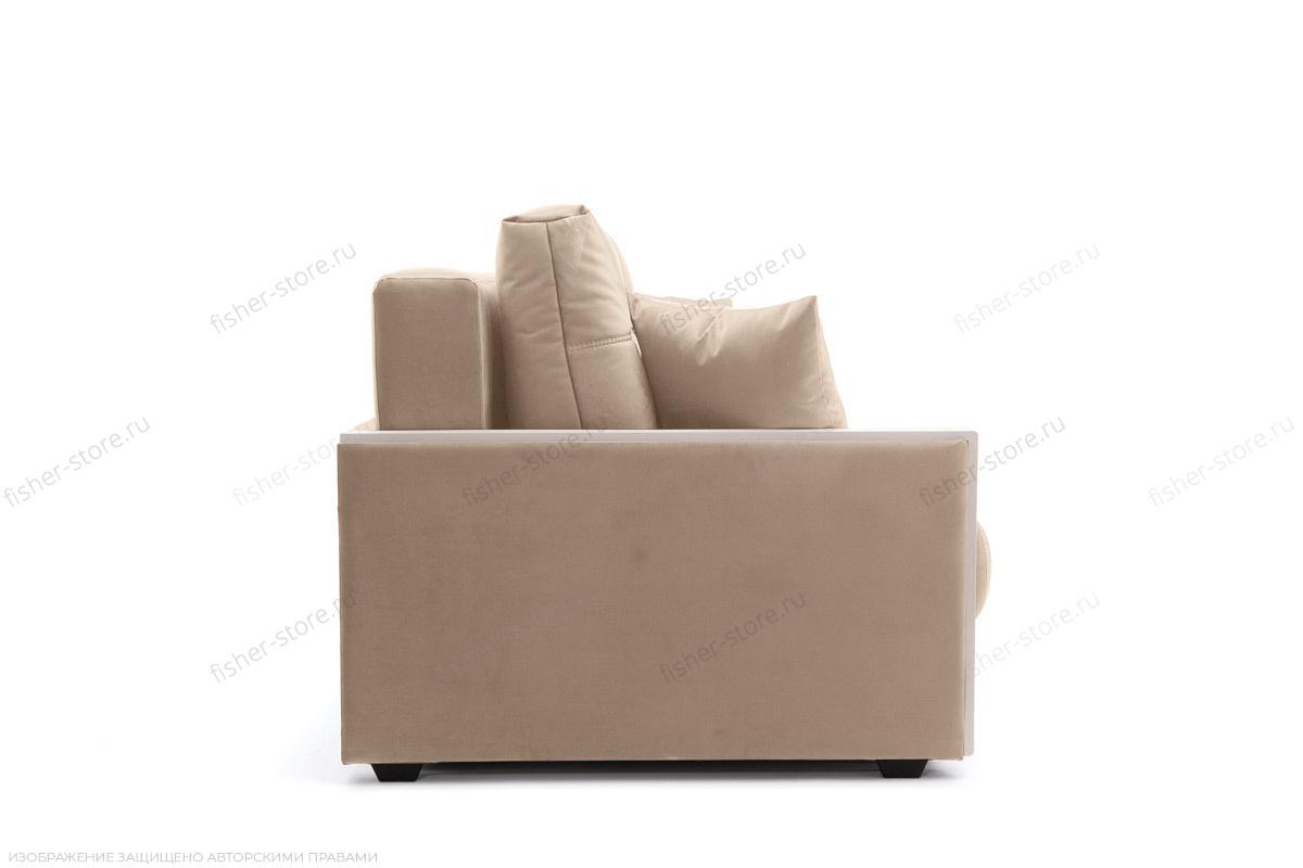 Прямой диван Мадрид Amigo Latte Вид сбоку
