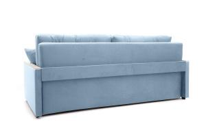 Прямой диван Мадрид Amigo Blue Вид сзади