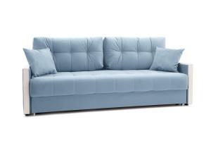 Прямой диван Мадрид Amigo Blue Вид по диагонали
