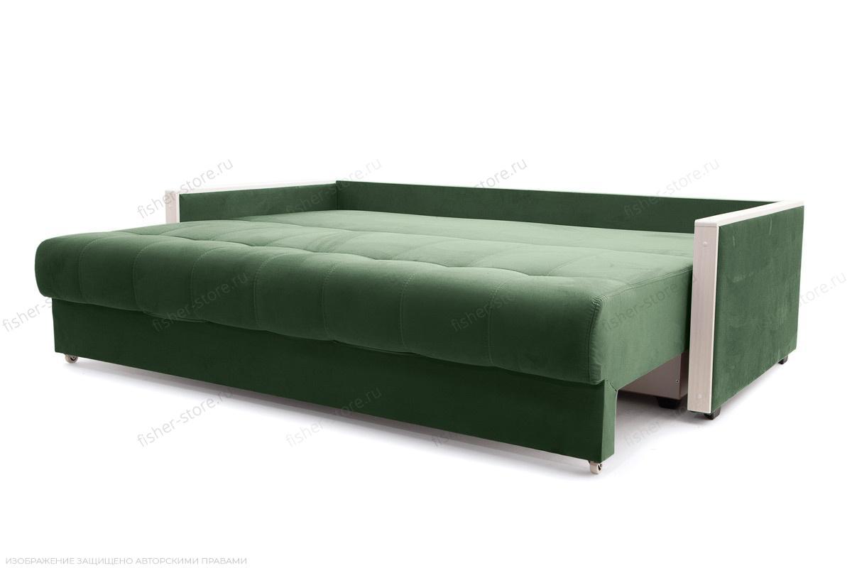 Прямой диван Мадрид Amigo Green Спальное место