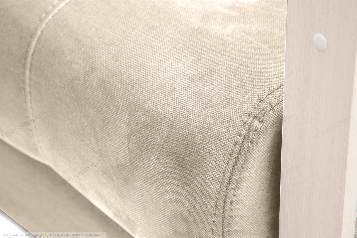 Прямой диван Мадрид Amigo Bone Текстура ткани