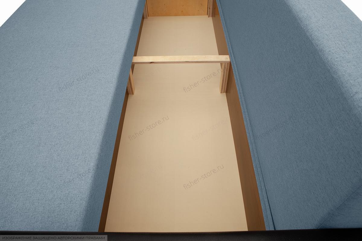 Диван Амстердам эконом Dream Blue Ящик для белья