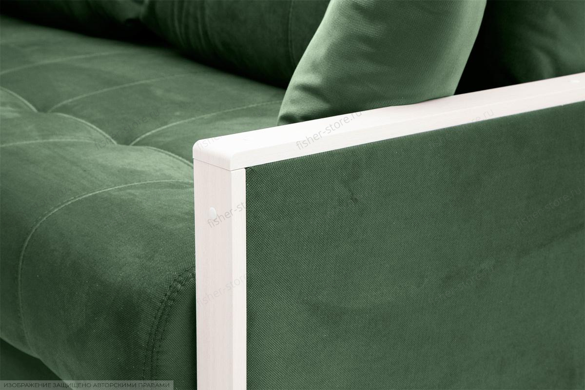 Прямой диван Мадрид Amigo Green Подлокотник
