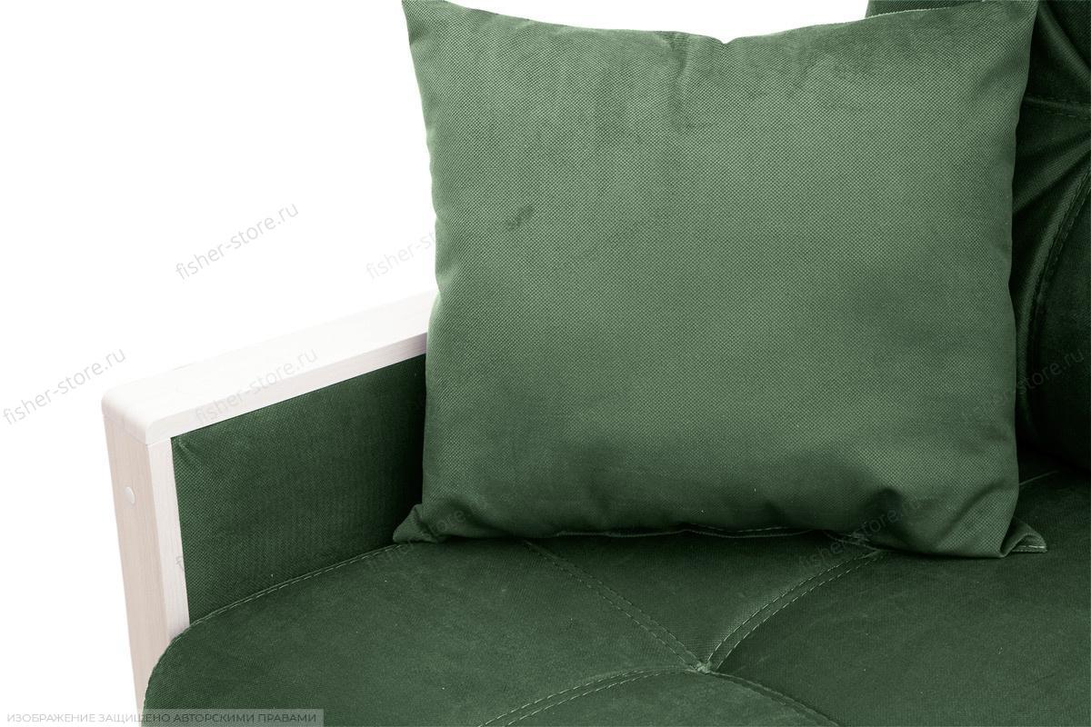 Прямой диван Мадрид Amigo Green Подушки