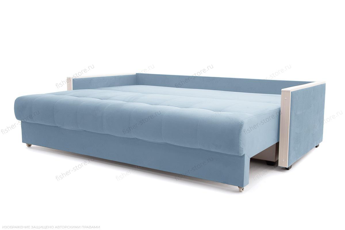 Прямой диван Мадрид Amigo Blue Спальное место