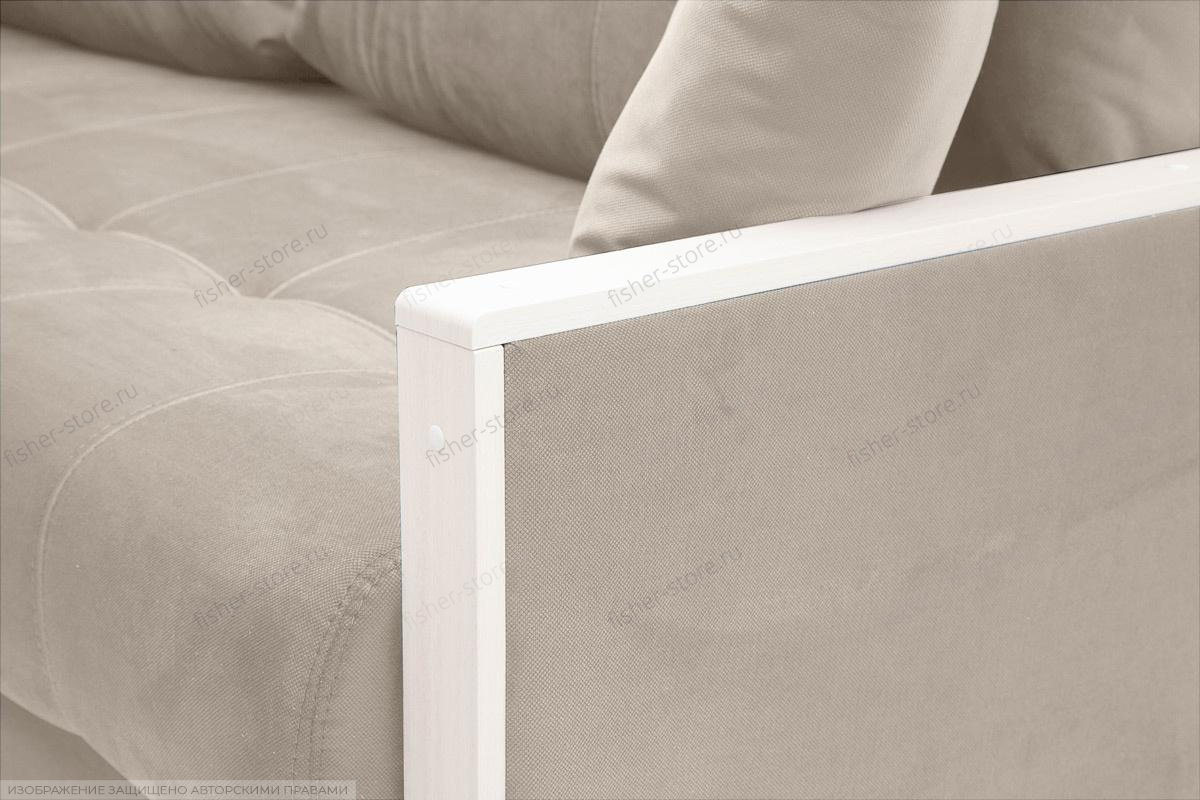 Двуспальный диван Мадрид Amigo Cream Подлокотник