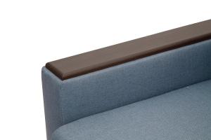 Прямой диван Мейсон плюс Dream Blue Подлокотник