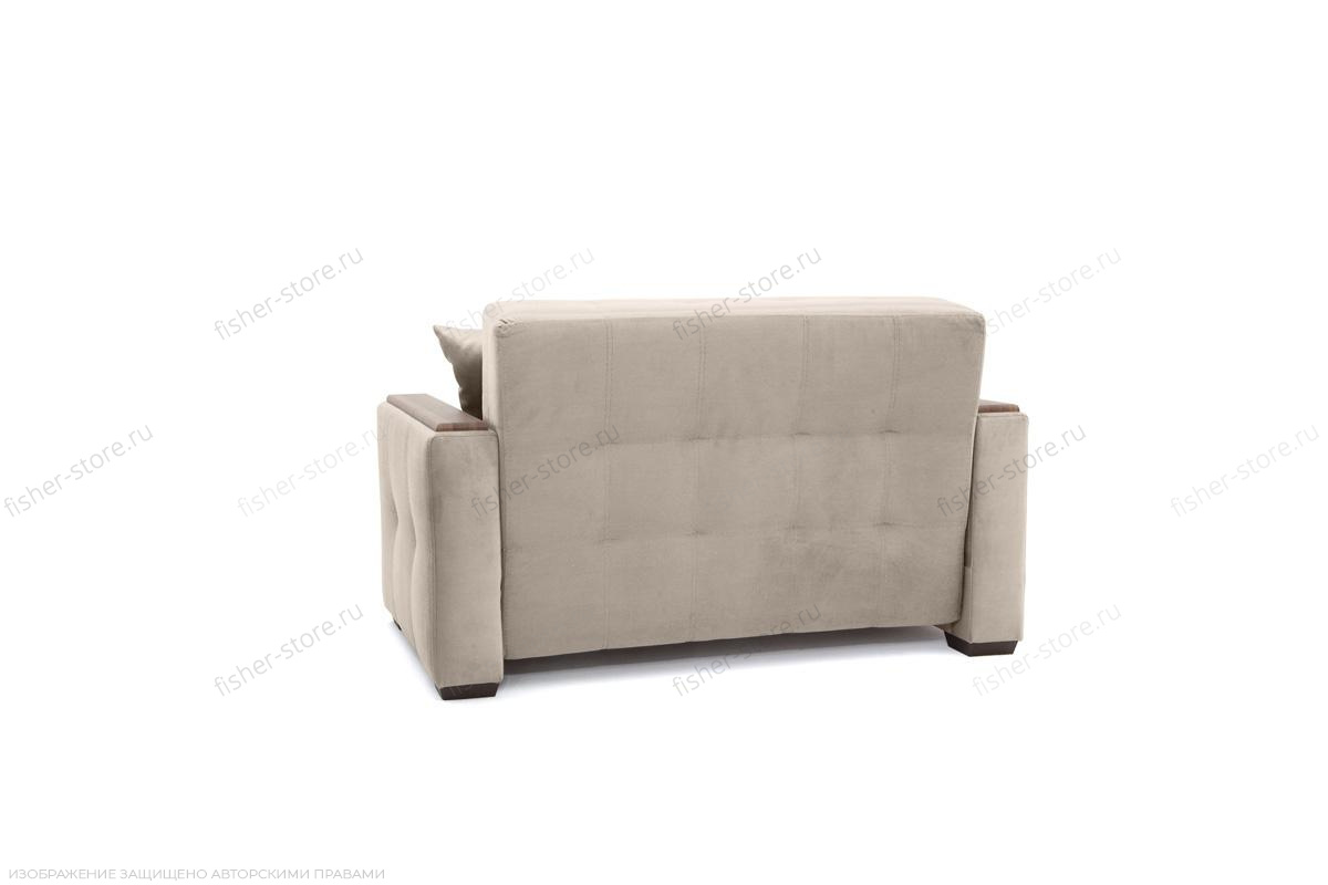 Прямой диван Этро люкс Amigo Cream Вид сзади
