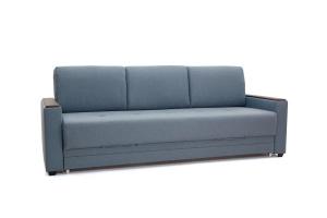 Прямой диван Мейсон плюс Dream Blue Вид по диагонали