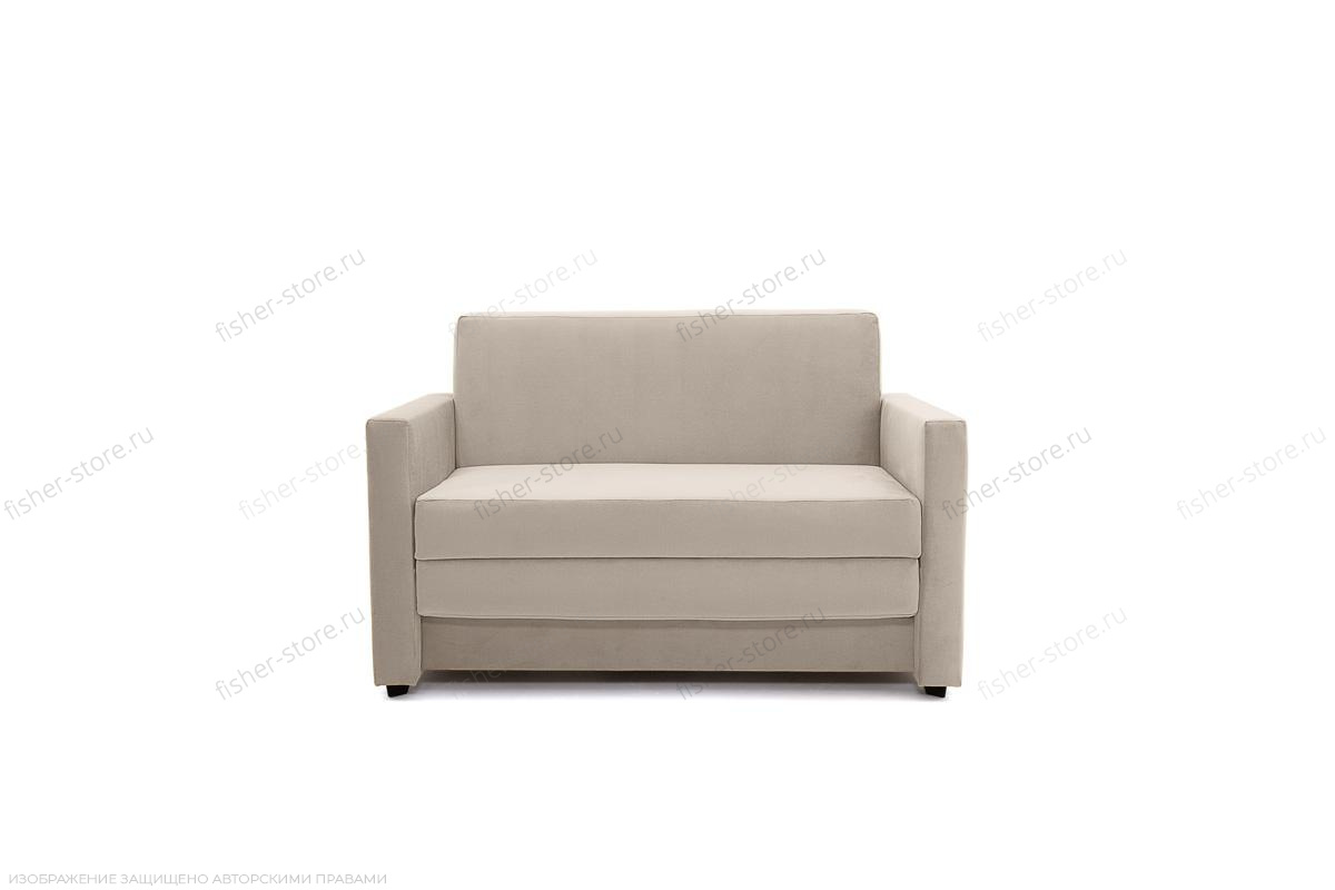 Прямой диван Этро  Amigo Cream Вид спереди