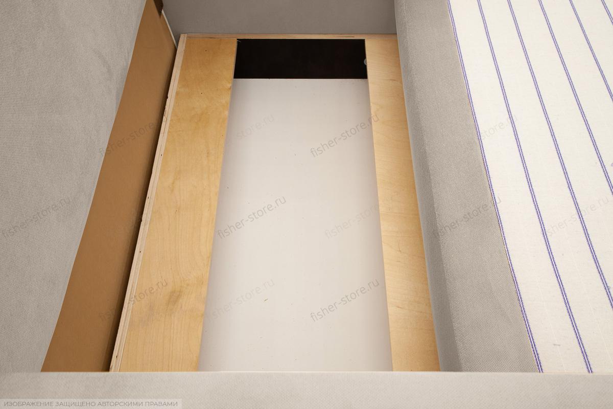 Прямой диван Этро  Amigo Cream Ящик для белья