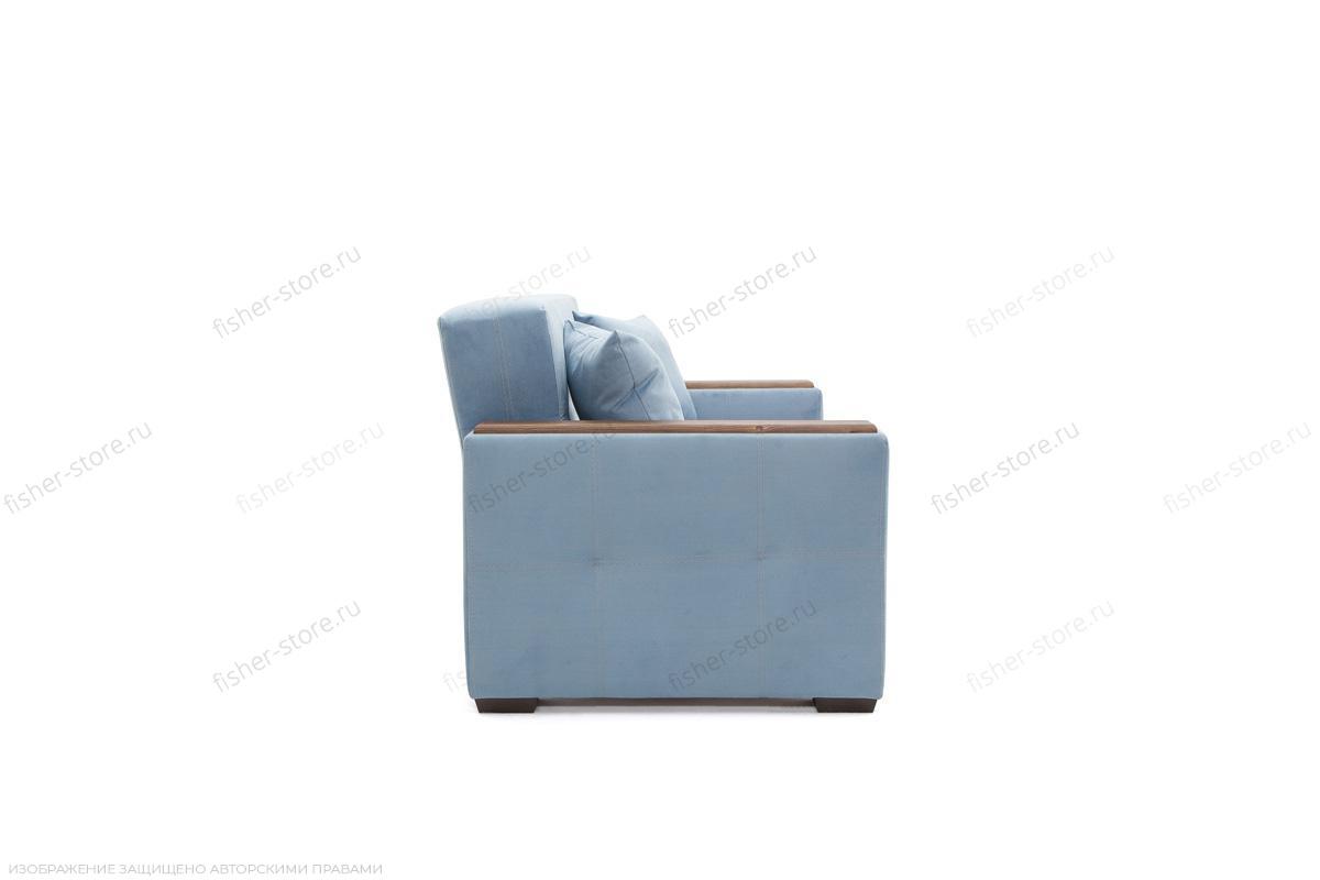 Прямой диван Этро люкс Amigo Blue Вид сбоку