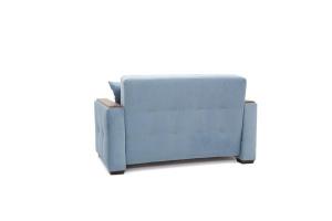 Прямой диван Этро люкс Amigo Blue Вид сзади