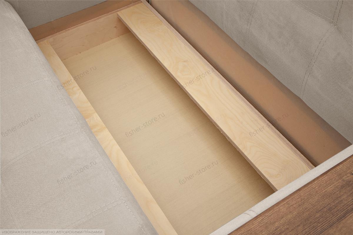 Прямой диван Этро люкс Amigo Cream Ящик для белья