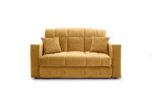 Двуспальный диван Ява Amigo Yellow Вид спереди