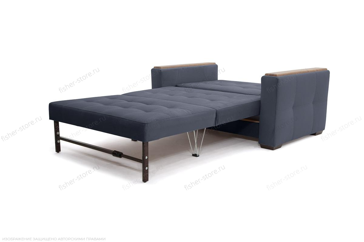 Прямой диван Этро люкс Amigo Navy Спальное место