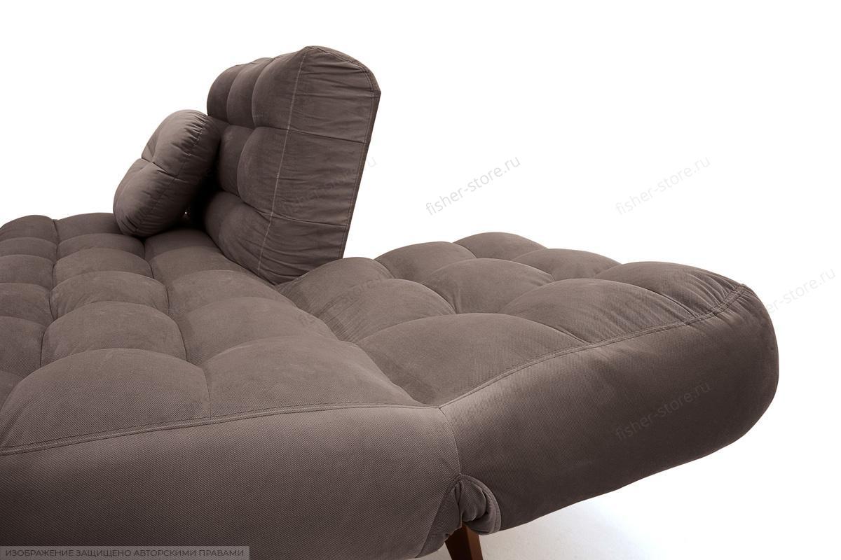 Прямой диван Остин Amigo Chocolate Механизм