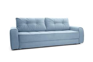 Прямой диван Кайман Amigo Blue Вид по диагонали