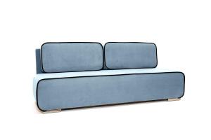 Прямой диван Лаки Amigo Blue Вид по диагонали