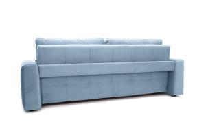 Прямой диван Кайман Amigo Blue Вид сзади
