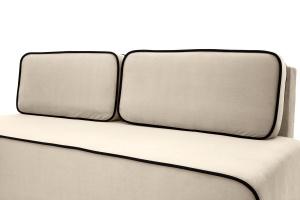 Прямой диван еврокнижка Лаки Amigo Bone Подушки