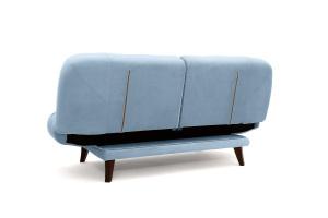 Двуспальный диван Остин Amigo Blue Вид сзади