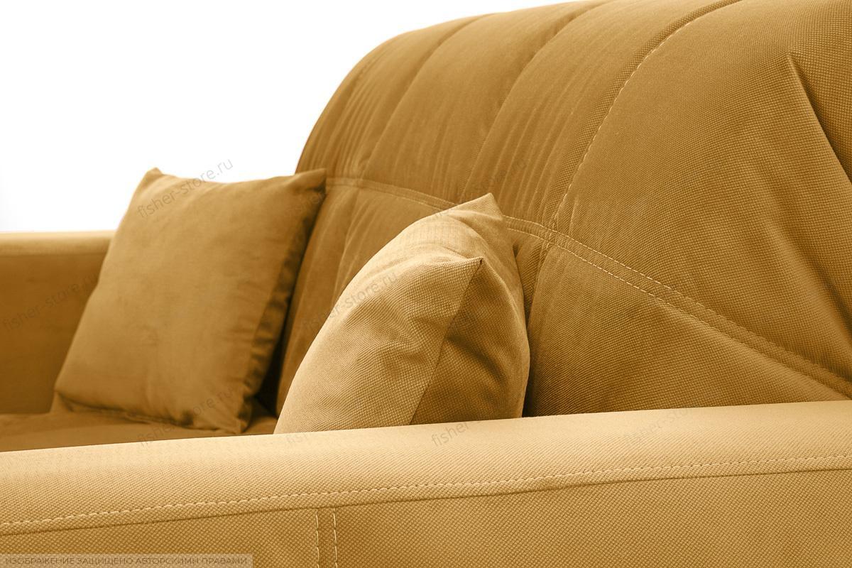 Двуспальный диван Ява Amigo Yellow Подушки
