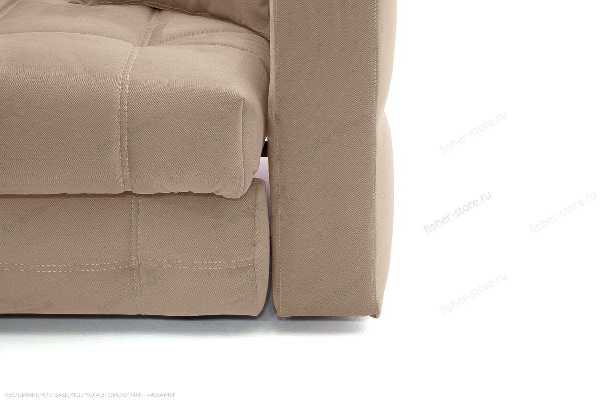 Прямой диван Ява Amigo Latte Ножки