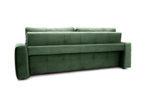 Прямой диван Кайман Amigo Green Вид сзади