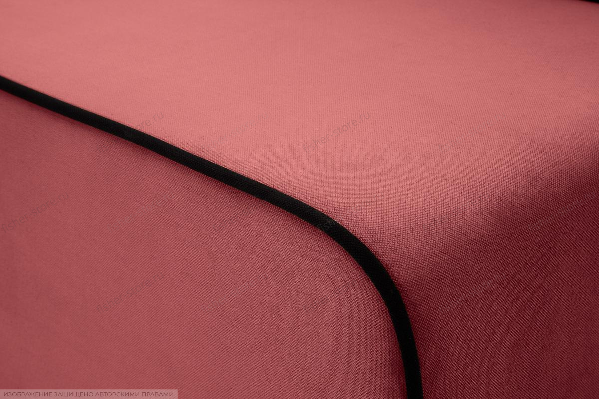 Прямой диван Лаки Amigo Berry Текстура ткани