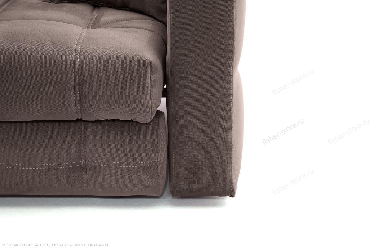 Прямой диван Ява Amigo Chocolate Ножки