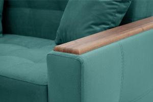 Прямой диван Этро люкс Amigo Lagoon Текстура ткани