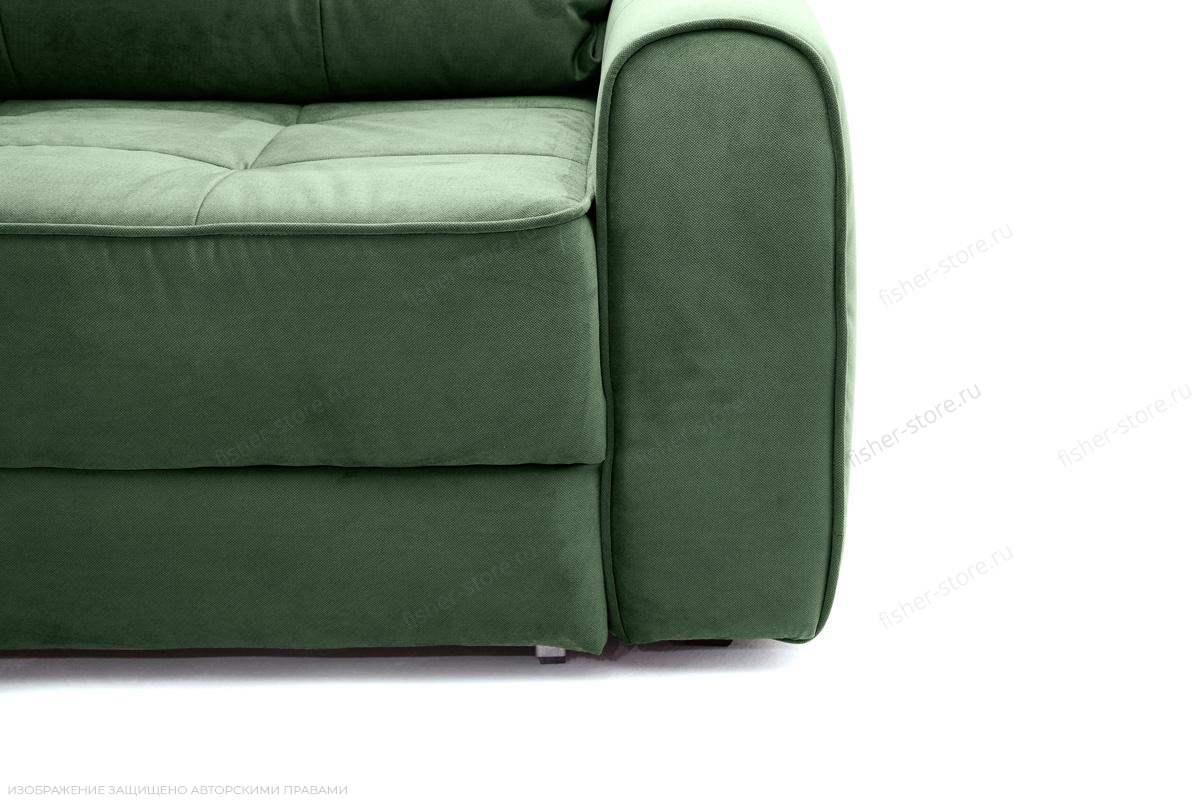 Прямой диван Кайман Amigo Green Ножки